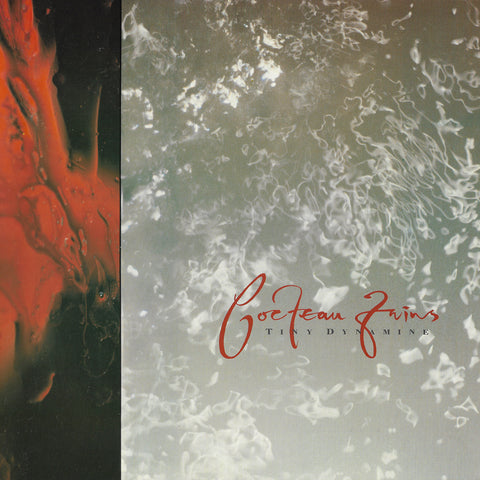 Cocteau Twins - Tiny Dynamine / Echoes In A Shallow Bay