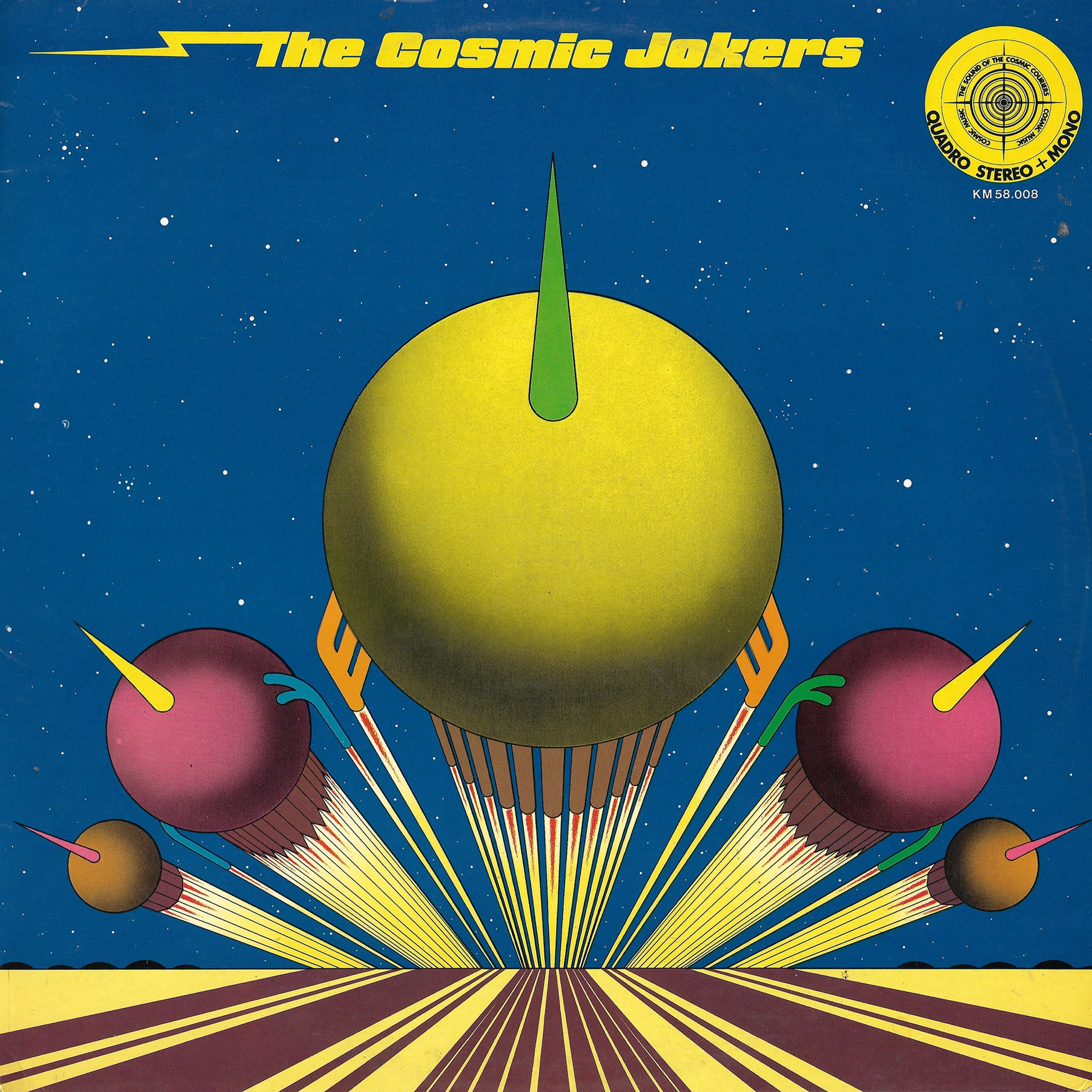 The Cosmic Jokers - The Cosmic Jokers