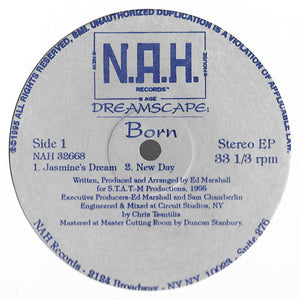 Dreamscape - Born (No Sleeve)