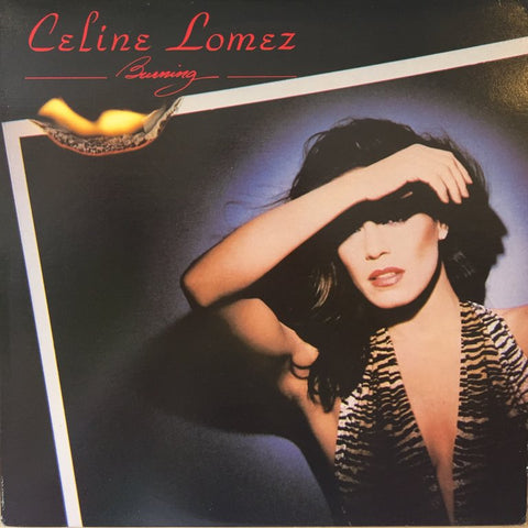 Celine Lomez - Burning