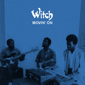 Witch - Movin' On (ICE 005R)