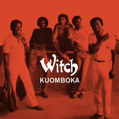 Witch - Kuomboka (ICE 006R) PRE-ORDER