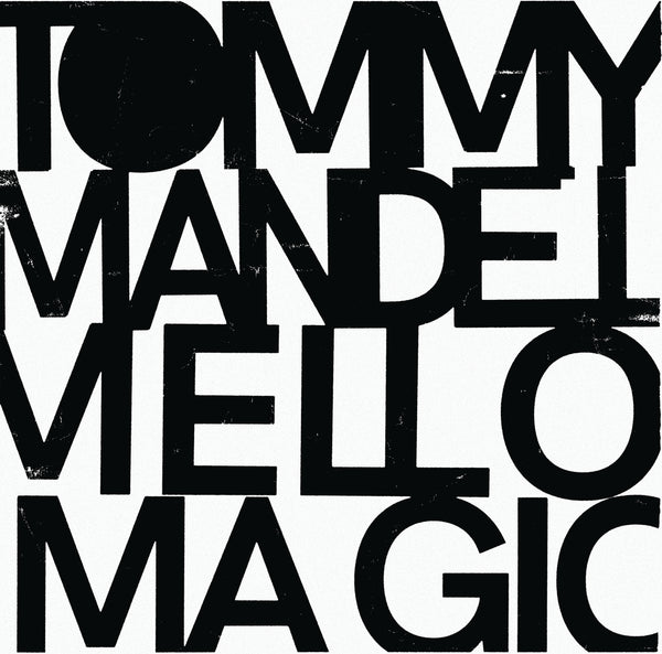 Tommy Mandel - Mello Magic (ICE 014 Test Pressing)