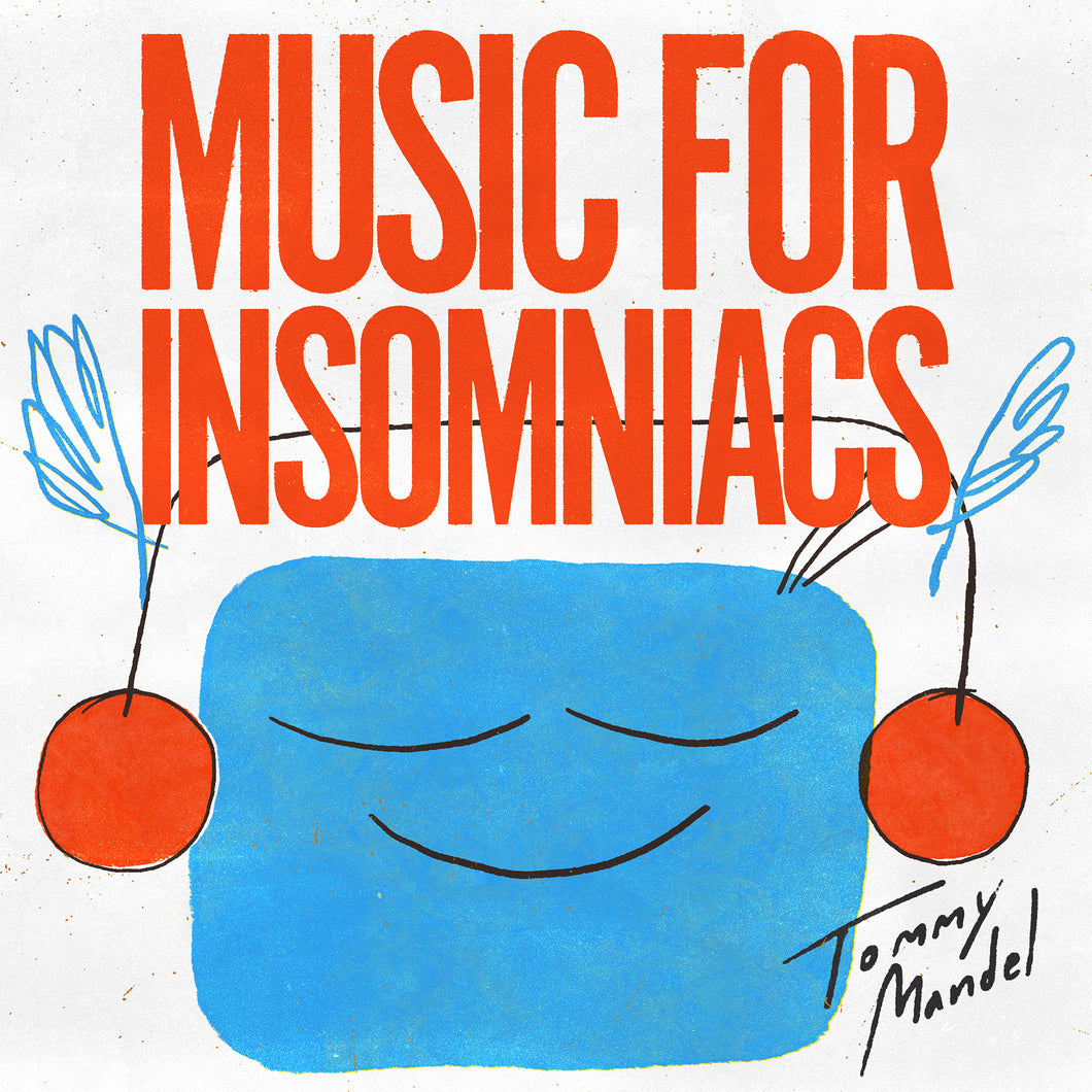 Tommy Mandel - Music For Insomniacs (ICE 017) PRE-ORDER