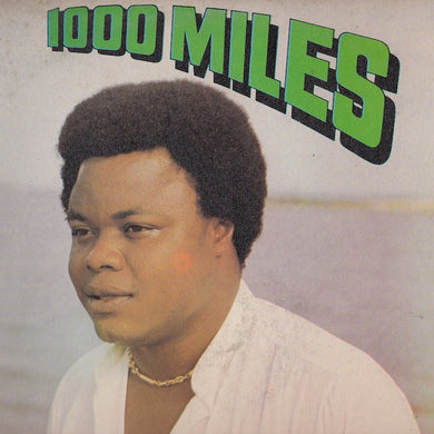 Admiral Dele Abiodun & His Top Hitters Band ‎– 1000 Miles