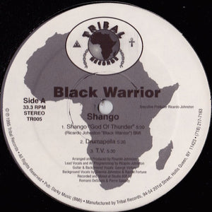 Black Warrior - Shango