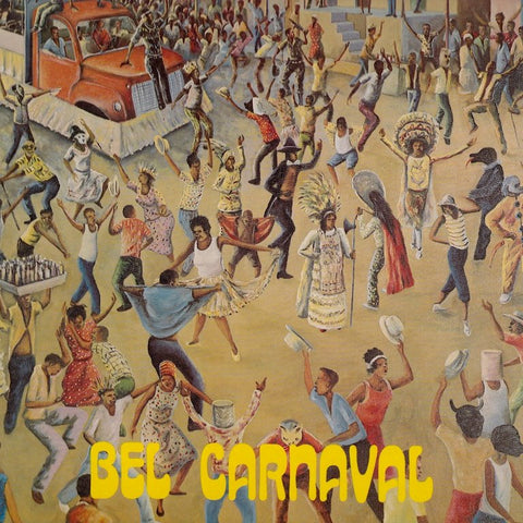 Erick Paul And Tuco Bouzi, Dixie Band - Bel Carnaval