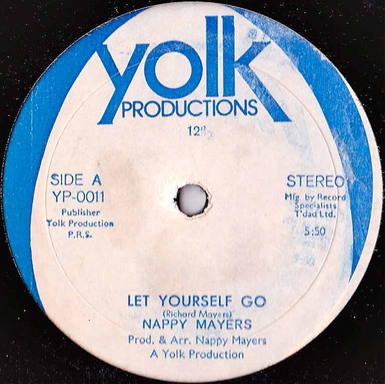 Nappy Mayers - Let Yourself Go