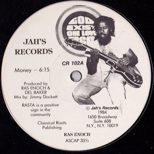 "Ras Enoch - Money 12"" (Synth Version)"