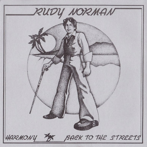 Rudy Norman - Back To The Streets