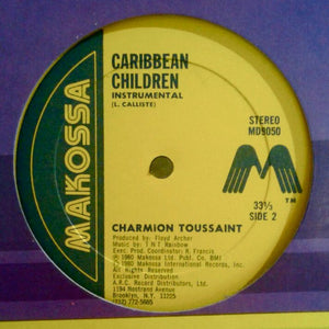 Charmion Toussaint - Caribbean Children