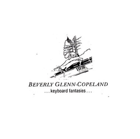 Beverly Glenn-Copeland - ...Keyboard Fantasies... (ICE 011 Test Pressing)