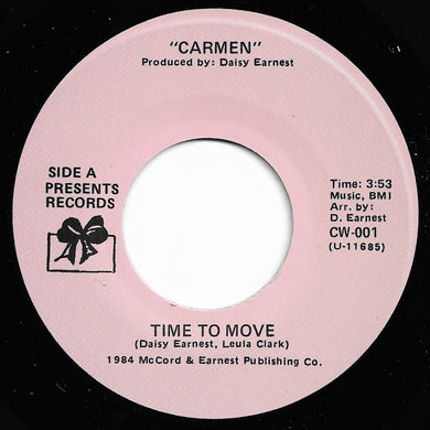 Carmen - Time To Move