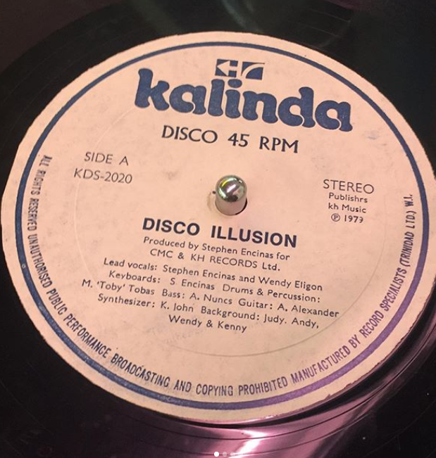 Stephen Encinas - Disco Illusion (Original)