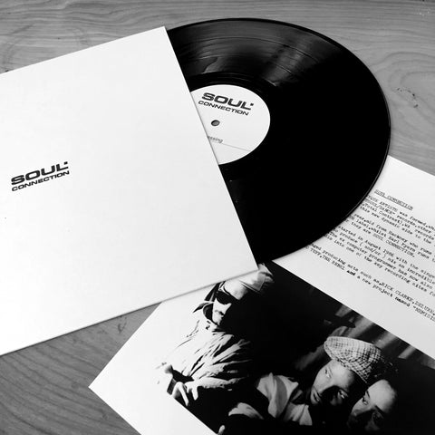 Soul Connection - Street Soul (ICE 016 Test Pressing)