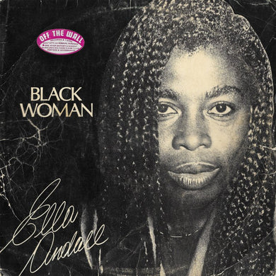 Ella Andall - Black Woman