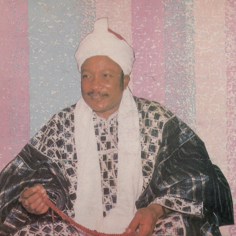 Alhaji Chief Kollington Ayinla & His Fuji '78 Organization - Blessing