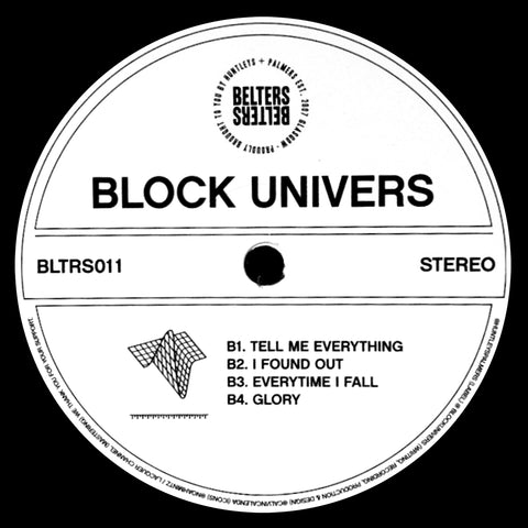 Block Univers - Many Years Apart