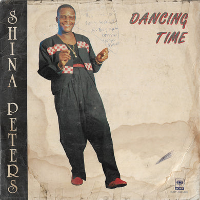 Shina Peters - Dancing Time