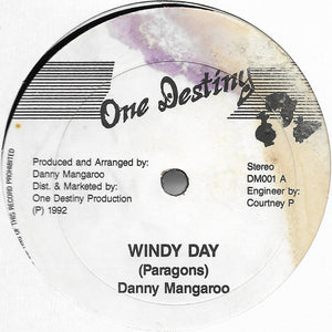 Danny Mangaroo - Windy Day