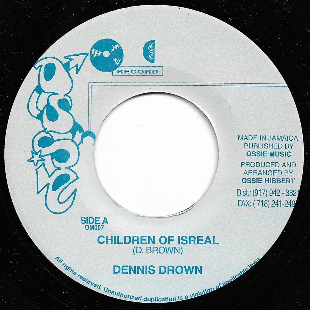 Dennis Brown - Children Of Israel