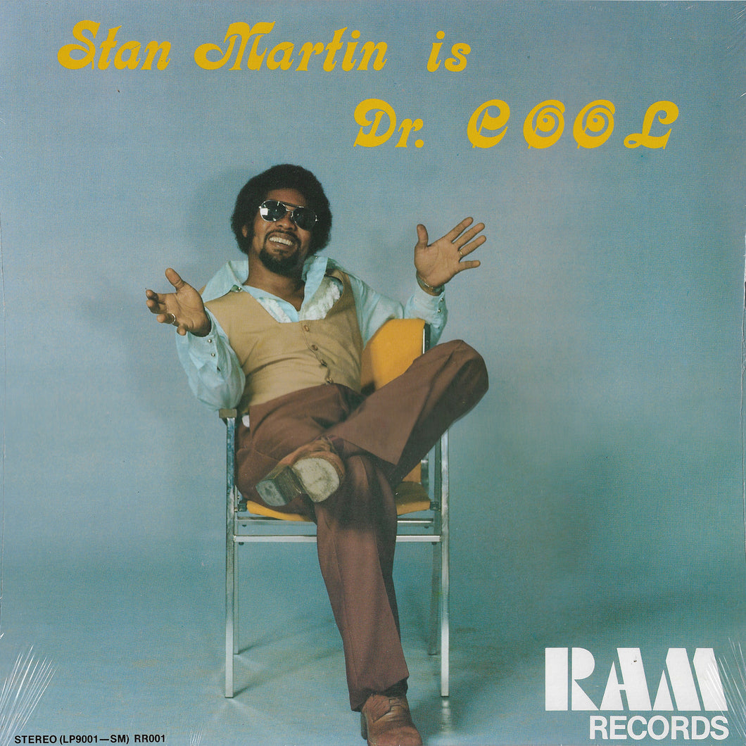 Stan Martin - Is Dr. Cool