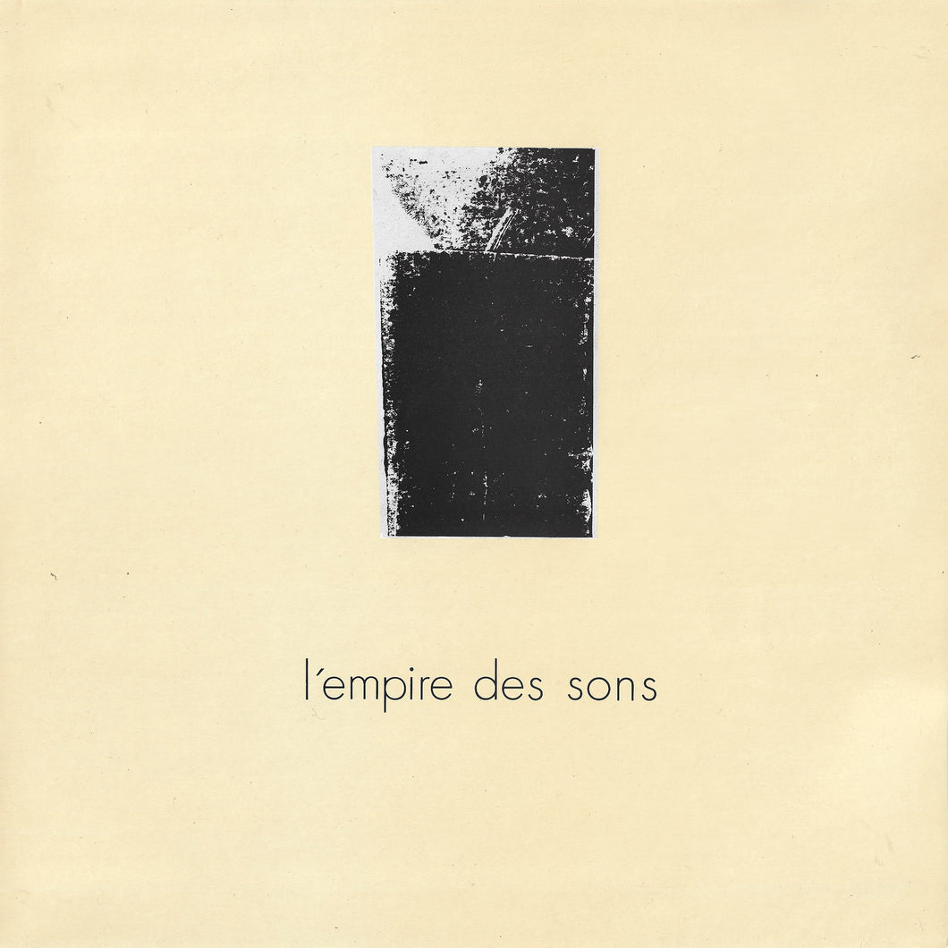 L'Empire Des Sons - L'Empire Des Sons