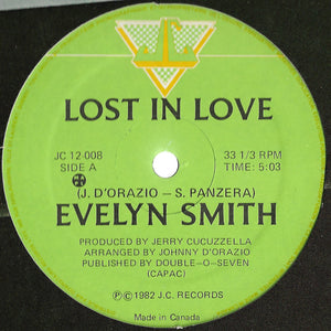 Evelyn Smith - Lost In Love