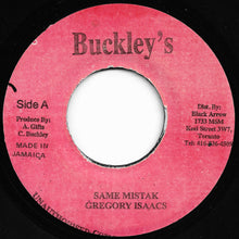 Gregory Isaacs - Same Mistake