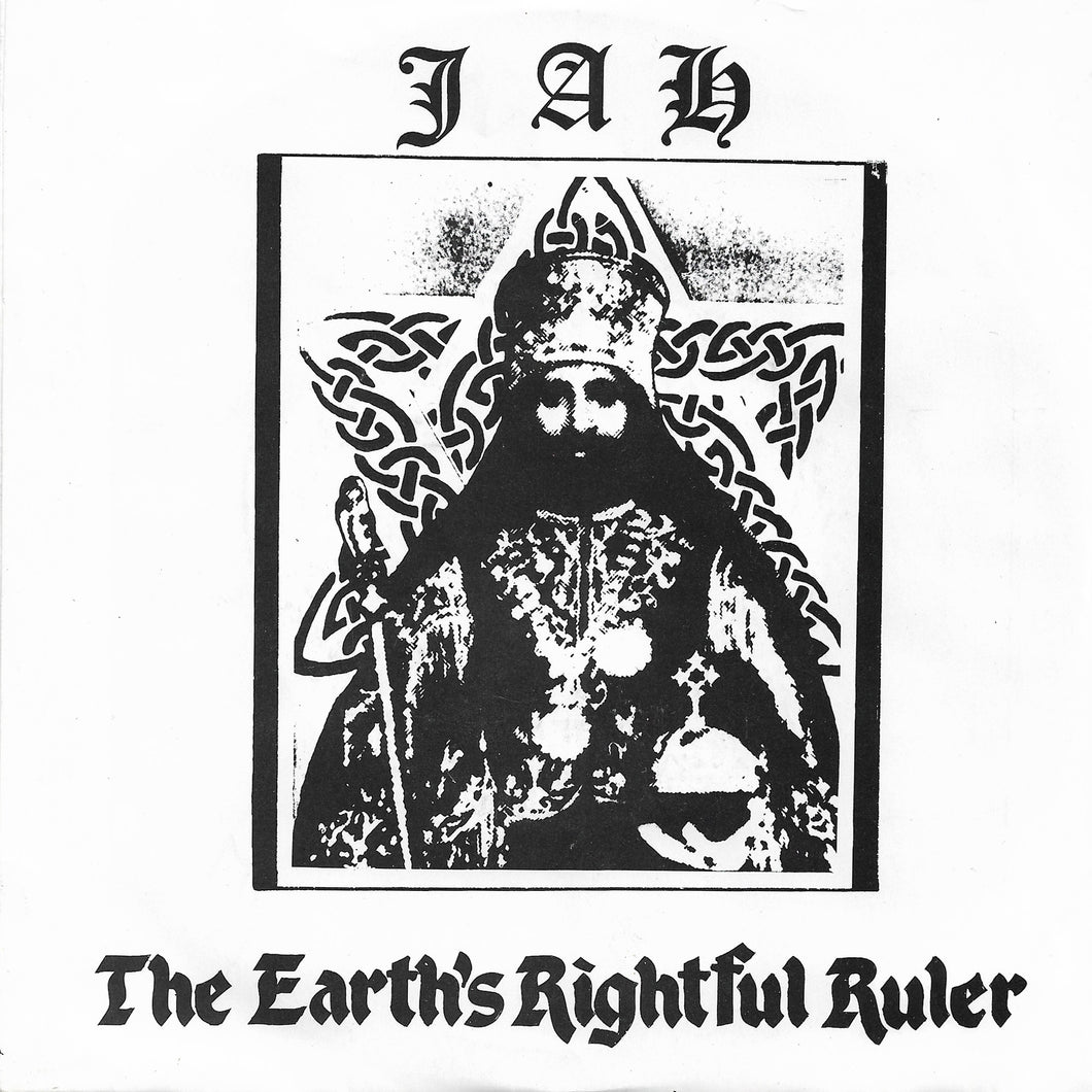 Friendlyman - Jah, The Earth's Rightful Ruler