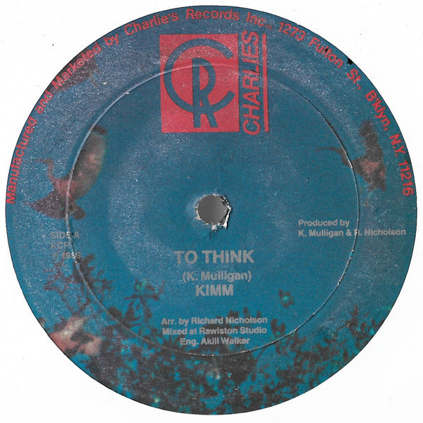 Kimm (Kim Mulligan) - To Think