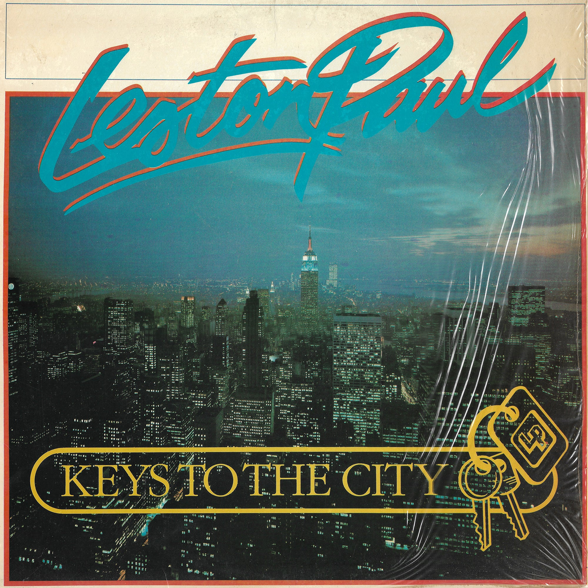 Leston Paul - Keys To The City