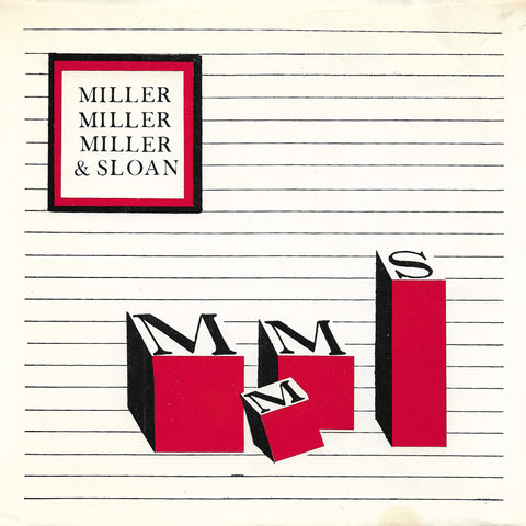 Miller, Miller, Miller & Sloan - Funky Family / Key To My Heart