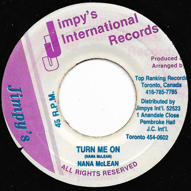Nana McLean - Turn Me On