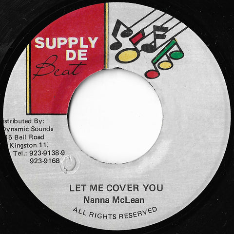 Nana McLean - Let Me Cover You