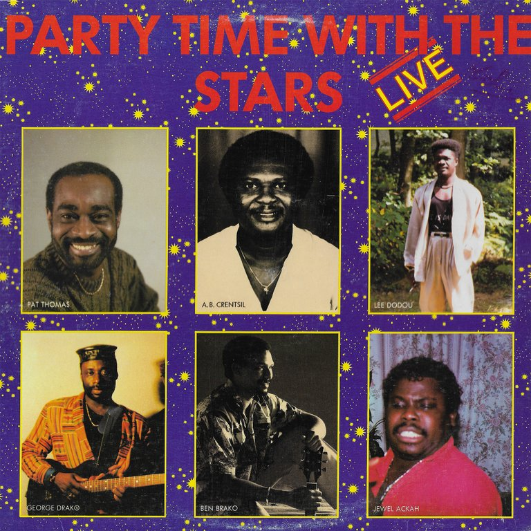 Party Time With The Stars