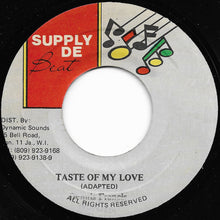 Dennis Francis - Taste Of My Love