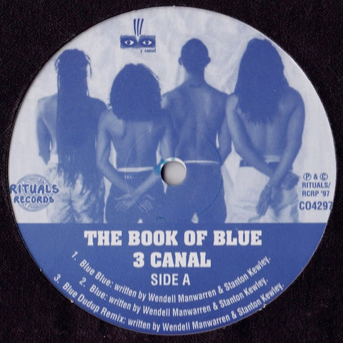 3 Canal - The Book Of Blue
