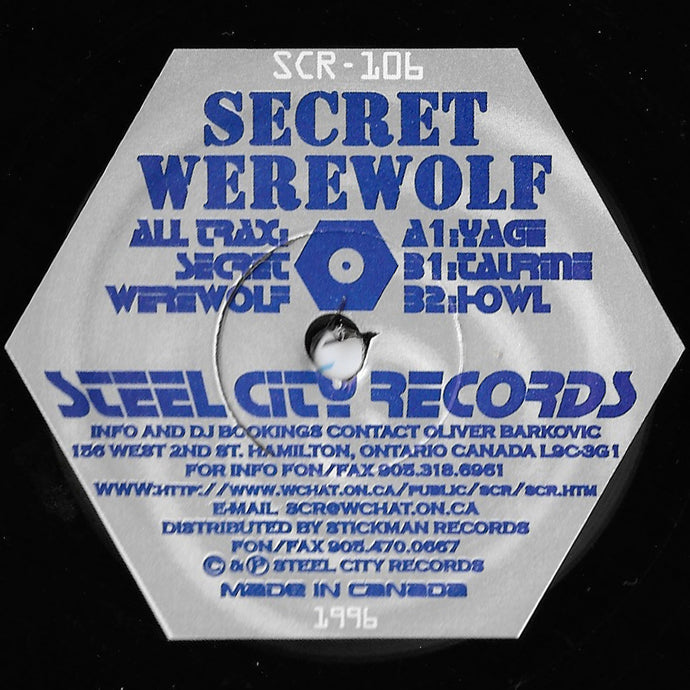 Secret Werewolf - Yage