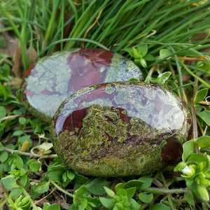 Dragon's Blood Soapstone
