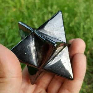 Shungite Merkaba - EMF Protection!!
