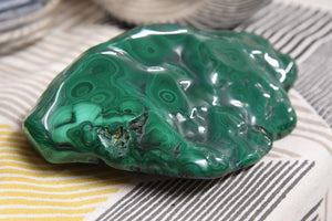 Free Shape Green Malachite
