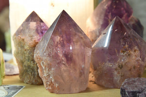 Amethyst Raw Standing Point