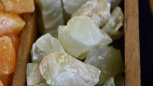 Green Calcite (Raw)