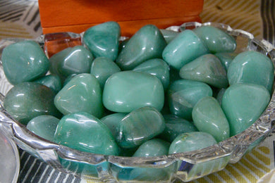 Green Aventurine (Tumbled)