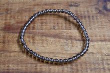 Smoky Quartz Bracelet (4mm)