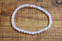 Rose Quartz Bracelet (4mm)