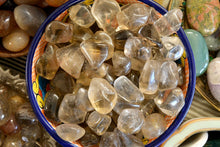 Natural Citrine (Tumbled)