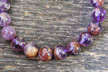 Super 7/Sacred 7 Amethyst Cacoxenite Bracelet (10mm)