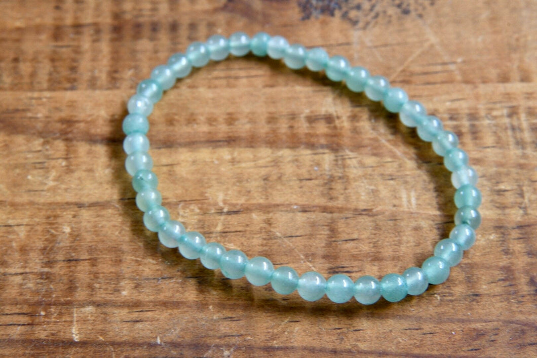 Green Aventurine Bracelet (4mm)